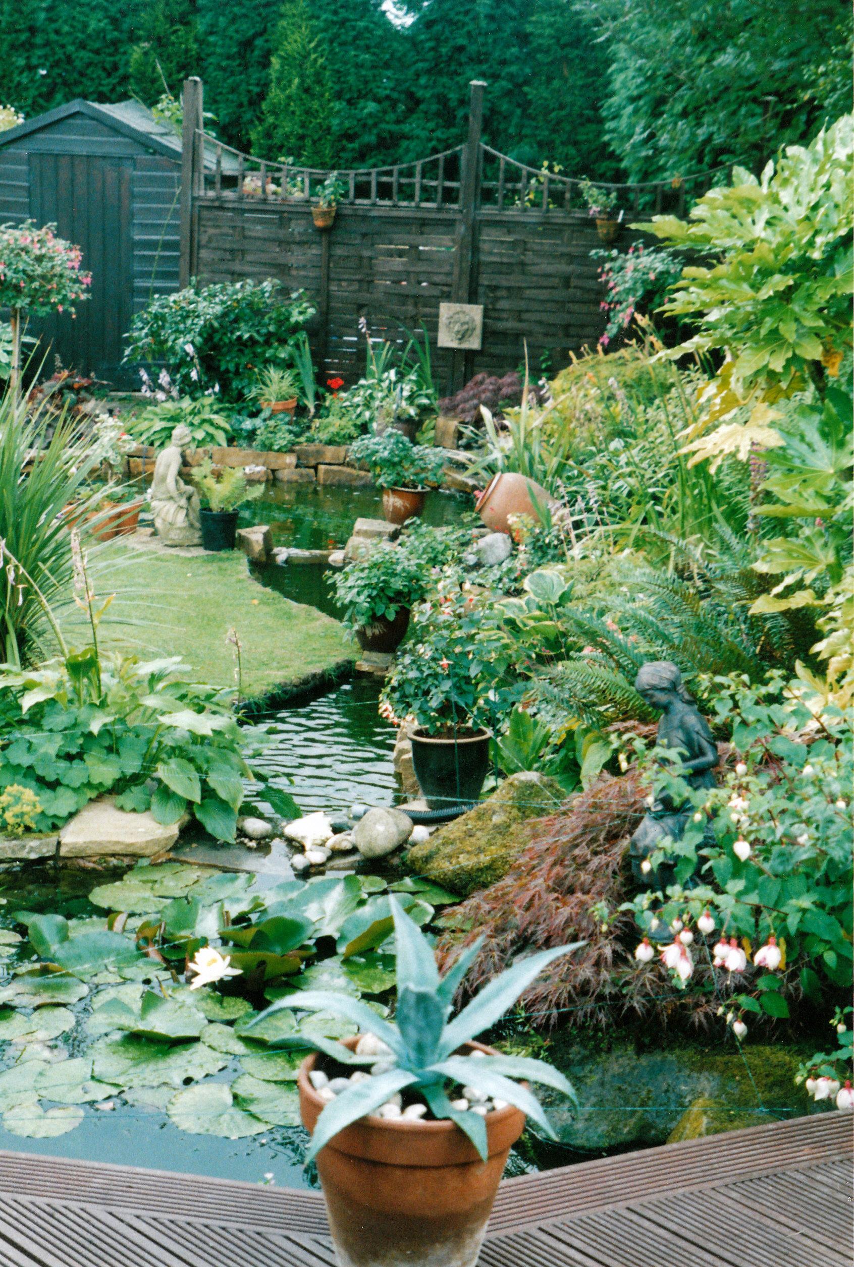 Landscape Garden Design Sheffield : Landscaping fencing sheffield landscape contractors